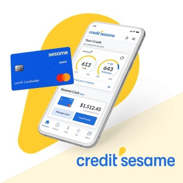 Credit Sesame Cash Review Online Bank Account phroogal